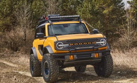 2021 Ford Bronco 2-door Wallpapers HD