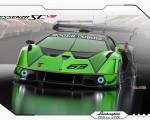 2021 Lamborghini Essenza SCV12 Design Sketch Wallpapers 150x120 (24)