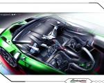 2021 Lamborghini Essenza SCV12 Design Sketch Wallpapers 150x120 (32)