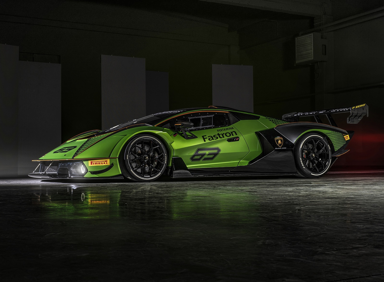 2021 Lamborghini Essenza SCV12 Front Three-Quarter Wallpapers (2)