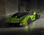 2021 Lamborghini Essenza SCV12 Front Three-Quarter Wallpapers 150x120 (3)