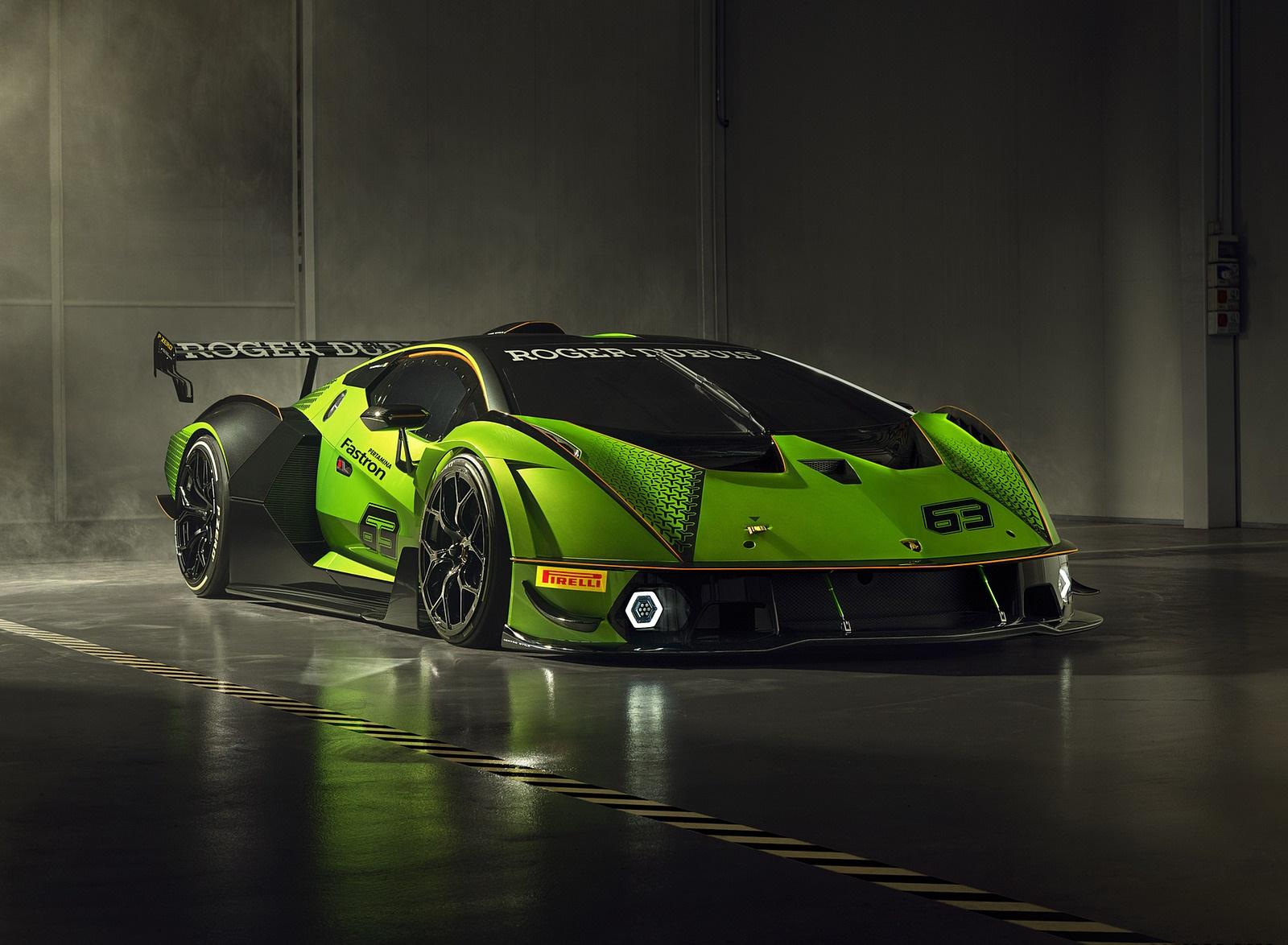 2021 Lamborghini Essenza SCV12 Front Three-Quarter Wallpapers (1)
