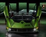 2021 Lamborghini Essenza SCV12 Front Wallpapers 150x120 (10)