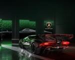 2021 Lamborghini Essenza SCV12 Rear Three-Quarter Wallpapers 150x120 (13)
