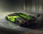 2021 Lamborghini Essenza SCV12 Rear Three-Quarter Wallpapers 150x120 (6)