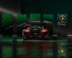 2021 Lamborghini Essenza SCV12 Rear Wallpapers 150x120 (15)