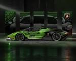 2021 Lamborghini Essenza SCV12 Side Wallpapers 150x120 (17)