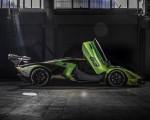 2021 Lamborghini Essenza SCV12 Side Wallpapers 150x120 (16)