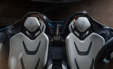 2021 Lamborghini Sián Roadster Interior Seats Wallpapers 450x275 (18)