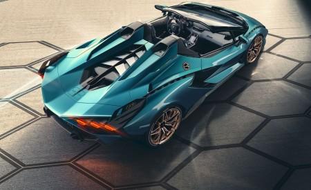 2021 Lamborghini Sián Roadster Top Wallpapers 450x275 (8)