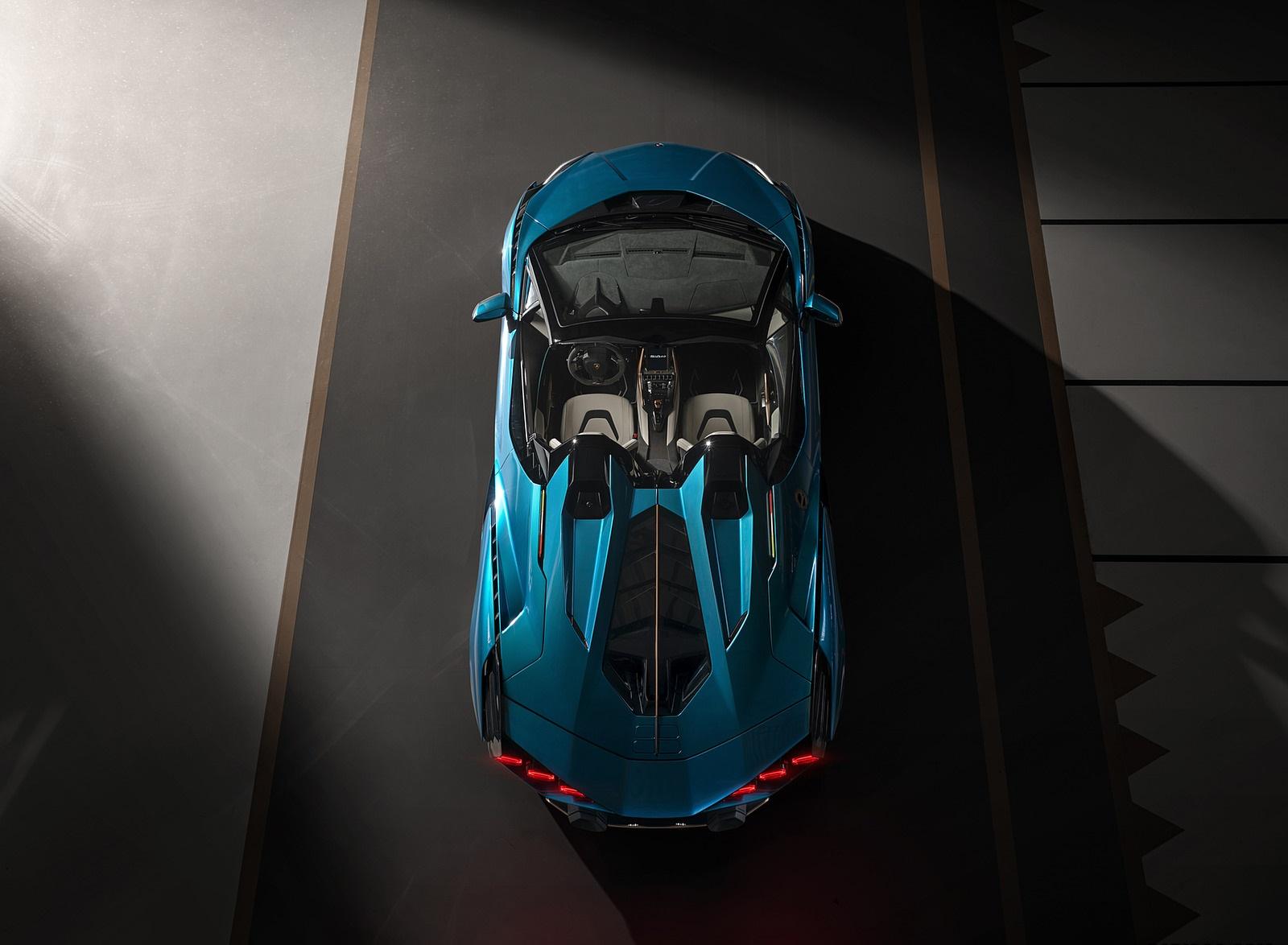 2021 Lamborghini Sián Roadster Top Wallpapers #17 of 19