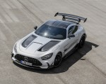 2021 Mercedes-AMG GT Black Series (Color: High Tech Silver) Front Three-Quarter Wallpapers 150x120 (43)