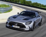 2021 Mercedes-AMG GT Black Series (Color: High Tech Silver) Front Three-Quarter Wallpapers  150x120 (24)