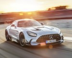 2021 Mercedes-AMG GT Black Series (Color: High Tech Silver) Front Three-Quarter Wallpapers 150x120 (3)