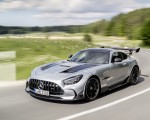 2021 Mercedes-AMG GT Black Series (Color: High Tech Silver) Front Three-Quarter Wallpapers 150x120 (25)