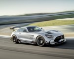 2021 Mercedes-AMG GT Black Series (Color: High Tech Silver) Front Three-Quarter Wallpapers 150x120 (4)