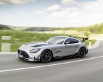 2021 Mercedes-AMG GT Black Series (Color: High Tech Silver) Front Three-Quarter Wallpapers 150x120 (26)