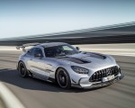2021 Mercedes-AMG GT Black Series (Color: High Tech Silver) Front Three-Quarter Wallpapers 150x120 (5)