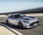 2021 Mercedes-AMG GT Black Series (Color: High Tech Silver) Front Three-Quarter Wallpapers 150x120 (6)