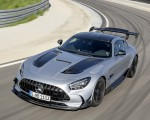 2021 Mercedes-AMG GT Black Series (Color: High Tech Silver) Front Three-Quarter Wallpapers 150x120 (28)