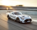 2021 Mercedes-AMG GT Black Series (Color: High Tech Silver) Front Three-Quarter Wallpapers 150x120 (7)