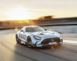 2021 Mercedes-AMG GT Black Series (Color: High Tech Silver) Front Wallpapers  150x120 (8)