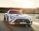 2021 Mercedes-AMG GT Black Series (Color: High Tech Silver) Front Wallpapers 150x120 (2)