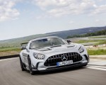 2021 Mercedes-AMG GT Black Series (Color: High Tech Silver) Front Wallpapers 150x120 (16)