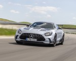 2021 Mercedes-AMG GT Black Series (Color: High Tech Silver) Front Wallpapers  150x120 (17)