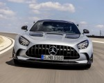 2021 Mercedes-AMG GT Black Series (Color: High Tech Silver) Front Wallpapers 150x120 (18)