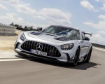 2021 Mercedes-AMG GT Black Series (Color: High Tech Silver) Front Wallpapers 150x120 (20)