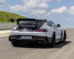 2021 Mercedes-AMG GT Black Series (Color: High Tech Silver) Rear Wallpapers 150x120 (31)
