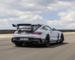 2021 Mercedes-AMG GT Black Series (Color: High Tech Silver) Rear Wallpapers 150x120 (32)