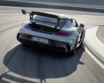 2021 Mercedes-AMG GT Black Series (Color: High Tech Silver) Rear Wallpapers 150x120 (34)