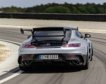 2021 Mercedes-AMG GT Black Series (Color: High Tech Silver) Rear Wallpapers 150x120 (22)