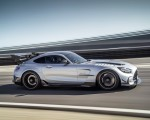 2021 Mercedes-AMG GT Black Series (Color: High Tech Silver) Side Wallpapers 150x120 (23)