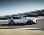 2021 Mercedes-AMG GT Black Series (Color: High Tech Silver) Side Wallpapers 150x120 (12)