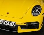 2021 Porsche 911 Turbo (Color: Racing Yellow) Detail Wallpapers  150x120 (30)