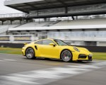 2021 Porsche 911 Turbo (Color: Racing Yellow) Front Three-Quarter Wallpapers 150x120 (8)