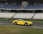 2021 Porsche 911 Turbo (Color: Racing Yellow) Front Three-Quarter Wallpapers 150x120 (13)