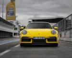 2021 Porsche 911 Turbo (Color: Racing Yellow) Front Wallpapers  150x120 (17)