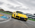 2021 Porsche 911 Turbo (Color: Racing Yellow) Front Wallpapers  150x120 (4)