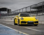 2021 Porsche 911 Turbo (Color: Racing Yellow) Front Wallpapers  150x120 (18)