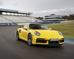 2021 Porsche 911 Turbo (Color: Racing Yellow) Front Wallpapers 150x120 (5)
