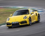 2021 Porsche 911 Turbo (Color: Racing Yellow) Front Wallpapers 150x120 (1)