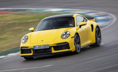 2021 Porsche 911 Turbo Wallpapers HD