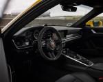 2021 Porsche 911 Turbo (Color: Racing Yellow) Interior Wallpapers 150x120 (41)