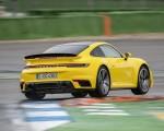 2021 Porsche 911 Turbo (Color: Racing Yellow) Rear Three-Quarter Wallpapers 150x120 (6)
