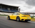 2021 Porsche 911 Turbo (Color: Racing Yellow) Rear Three-Quarter Wallpapers  150x120 (7)