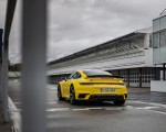 2021 Porsche 911 Turbo (Color: Racing Yellow) Rear Wallpapers  150x120 (19)